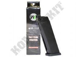 WE Airsoft Co2 Magazine for EU & G Series Glock Replica Gas Blowback Pistols & BB Guns